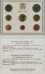 Coins Vatican, Benoît XVI (19 avril 2005- ), série euro 2009