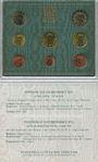 Coins Vatican, Benoît XVI (19 avril 2005- ), série euro 2010