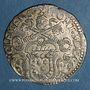 Coins Vatican. Bologne. Clément X (1670-1676). 20 bolognini 1673. Bologne