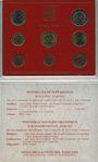 Coins Vatican. François (13 mars 2013- ). Série 2015
