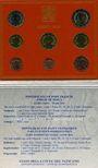 Coins Vatican. François (13 mars 2013- ). Série 2016
