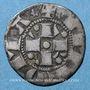 Coins Vatican. Grégoire XI (1370-1378). Bolognino. Rome