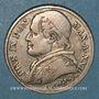 Coins Vatican. Pie IX (1846-1878). 2 lires 1867R, an XXII. Rome