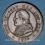 Coins Vatican. Pie IX (1846-1878). 4 soldi 1868R, an XXII. Rome