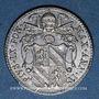 Coins Vatican. Pie IX (1846-1878). 5 baiocchi 1849/47R, an IV. Rome