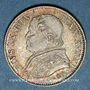 Coins Vatican. Pie IX (1846-1878). 5 soldi 1866R, an XXI. Rome
