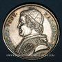 Coins Vatican. Pie IX (1846-1878). Scudo 1846B,an I. Bologne