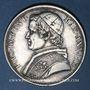 Coins Vatican. Pie IX (1846-1878). Scudo 1854R, an IX