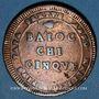 Coins Vatican. Pie VI (1775-1799). 5 baiocchi 1797