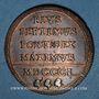 Coins Vatican. Pie VII (1800-1823). 1 baiocco MDCCCI (1801)R. Rome