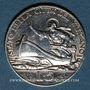 Coins Vatican. Pie XI (1922-1939). 5 lires 1933-1934