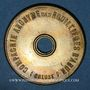 Coins Ahun (23). Compagnie Anonyme des Houillères d'Ahun. 1 franc payable en pain