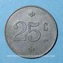 Coins Albi (81). Aurore Sociale - Société Coopérative de Consommation. 25 centimes