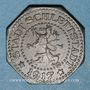 Coins Alsace. Sélestat (67). 5 (pfennig) 1917