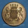 Coins Amiens (80). Chambre de Commerce. 25 centimes 1922
