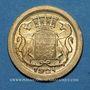 Coins Amiens (80). Chambre de Commerce. 5 centimes 1921. Essai