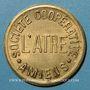 Coins Amiens (80). Société Coopérative de l'Atre. 5 centimes