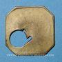 Coins Amiens (80). Union Coopérative. Boulangerie. 1 kilo. Perforation type b