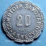 Coins Annecy (74). Comptoir Savoyard. 20 centimes