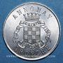 Coins Annonay (07). Union Commerciale et Industrielle. 25 centimes 1918
