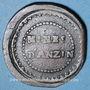 Coins Anzin (59). Mines d'Anzin. sans valeur. Module rare !