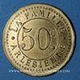 Coins Arles (13). La Famille Arlésienne. 50 centimes