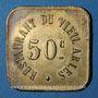 Coins Arles (13). Restaurant du Vieil Arles. 50 centimes