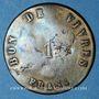 Coins Arles (13). Usine de Giraud - H. Merle & Cie. 1 franc