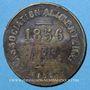Coins Ars-sur-Moselle (57). Association alimentaire. 1856. Légumes