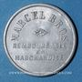 Coins Arvant (43). Marcel Bros. 10 centimes