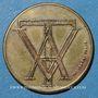 Coins Aubenas (07). Société Ardéchoise des Tramways Electriques. 10 centimes