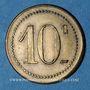 Coins Auzat-sur-Allier (63). Coopérative l'Entraide. 10 centimes