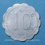 Coins Avignon (84). Droguerie Laugier. 10 centimes