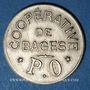 Coins Bagès (66). Coopérative. 1 franc