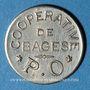 Coins Bagès (66). Coopérative. 50 centimes