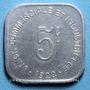 Coins Bayeux (14). Union Commerciale et Industrielle. 5 centimes