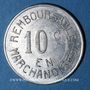 Coins Bayonne (64). Droguerie Canton. 10 centimes