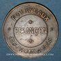 Coins Besançon (25). Fourneaux Economiques. 10 centimes