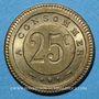 Coins Besançon (25). G. Joly. 25 centimes à consommer