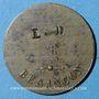 Coins Besançon (25). L. D. sans valeur