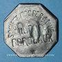 Coins Bordeaux (33). Société Coopérative Militaire. 10 centimes