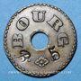 Coins Bourg-en-Bresse (01). Mess des Sous Officiers du 23e Regt d'Infanteri. 5 centimes
