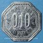 Coins Charlieu (42). La Forézienne. Coopérative Civile. 10 centimes