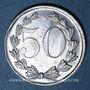 Coins Châteauneuf (35). Camp de prisonniers de guerre allemands. 50 centimes