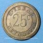 Coins Clermont-Ferrand (63), L'Idéal Automatic (5 place de Lille), 25 cmes