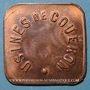Coins Couëron (44). Usines. 25 centimes