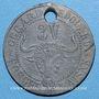Coins Crouy (02). Forges de l'Aisne. 3V