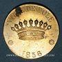 Coins Dôle (39). Association alimentaire. P (= pain ?) 1856