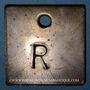 Coins Forbach (57). Les Puits Simon. Jeton de matériel, R.