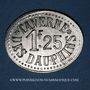 Coins Grenoble (38). Taverne des Dauphins. 1 franc 25